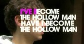 REM Hollow Man in Music Video