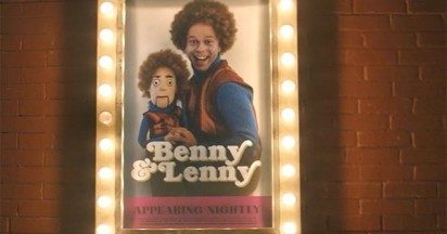 Benny and Lenny in Great Clips