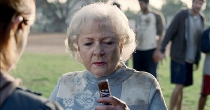 Snickers Game for Betty White