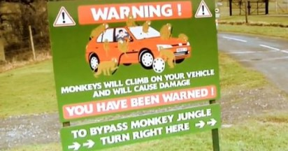 IET Beware of the Monkeys