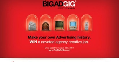 The Big Ad Gig – Make Advertising History