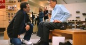 Bill and Jerry in Microsoft Shoe Circus