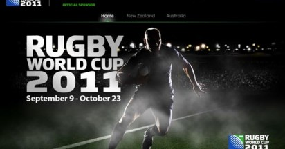 Blackberry Rugby World Cup
