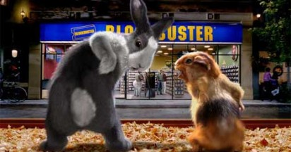 Blockbuster Carl and Ray
