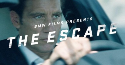 BMW The Escape Film starring Clive Owen