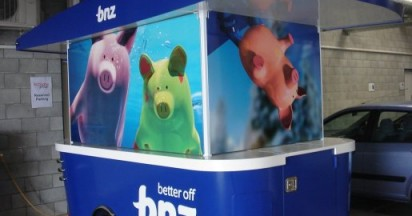 BNZ Piggy Banks Better Off With New Logo