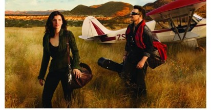 Bono and Ali Hewson in Louis Vuitton campaign