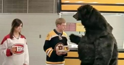 Boston Bruins Bear Rules