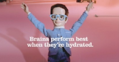 Brains Perform Best on Drench