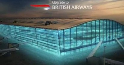 British Airways Aquarium Upgrade