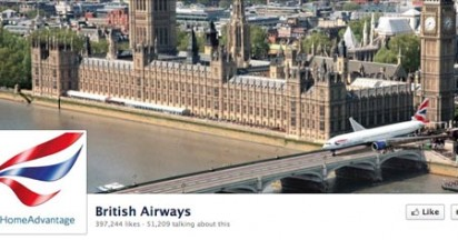 British Airways Home Advantage