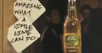 Bud Light Limey the Showoff