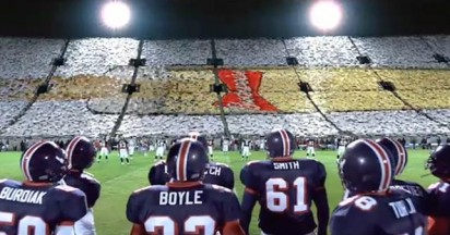 Budweiser Stadium Wave