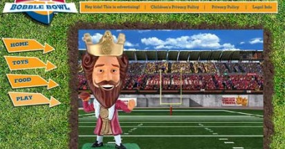 Burger King Runs Bobble Bowl to Feed Inner Champion