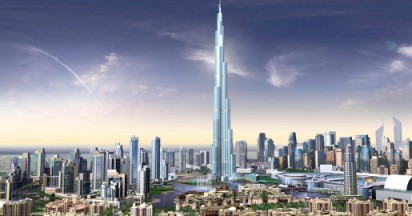 Burj Dubai Tallest Building in the World