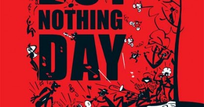 Adbusters Posters for Buy Nothing Day