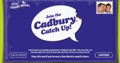 Cadbury Catch Up in Australia