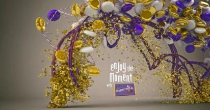 Cadbury Enjoy the Olympic Moment