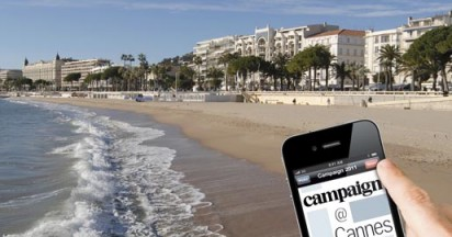 Campaign at Cannes iPhone App