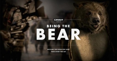 Canal+ Being The Bear