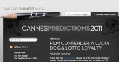 Cannes 2011 Predictions by Leo Burnett