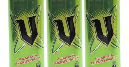 V Energy Drink in TV Ads