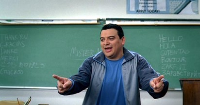 Bud Light promoted by Carlos Mencia