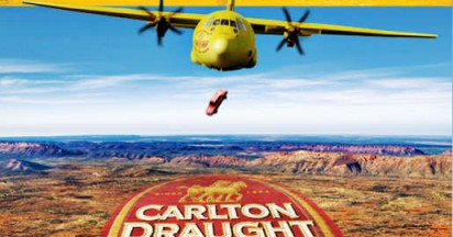 Carlton Draught Drop The Bomb
