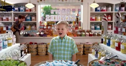 Carmax Kid in a Candy Store