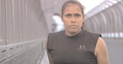Cathy Freeman runs for Earth Hour
