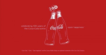 Coca Cola Centenary Ads