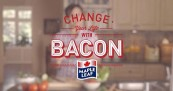 The Mom who changed her life with bacon
