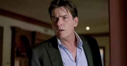 Charlie Sheen Reborn with Bavaria