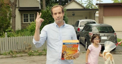 Cheerios How To Dad Tips from General Mills