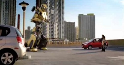 Chevrolet Get Real in response to Dancing Citroen