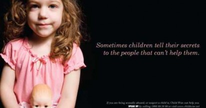 Childwise Speak Up on Abuse