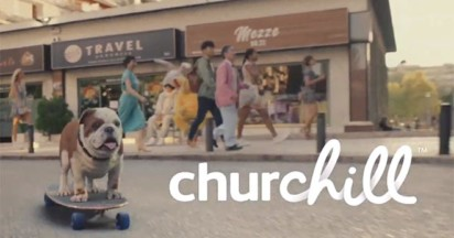 Churchill Chill in new campaign