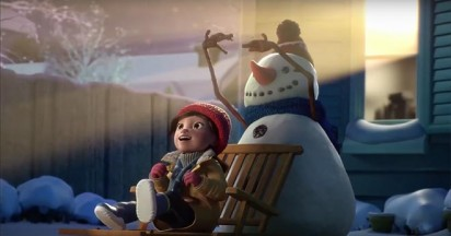 Cineplex Lily and The Snowman