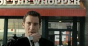 Clive Owen for Burger King Spain