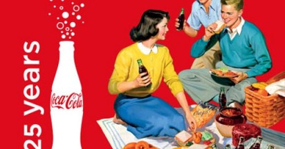 Coca Cola Celebrates 125 Years