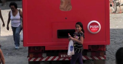 Coca Cola Happiness Truck