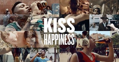 Coca Cola Kiss Happiness