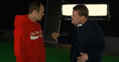 Coca Cola Celebration with Rooney and Corden