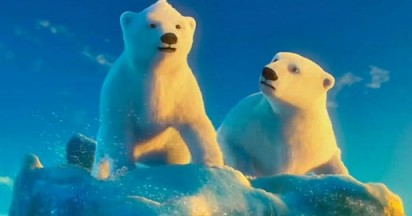 Coca Cola Snow Bears