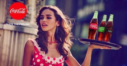 Coca Cola Taste The Feeling