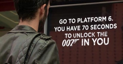 Coca Zero Unlocks the 007 in 70 Seconds