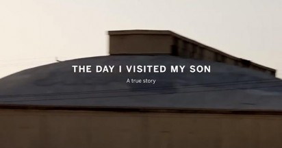 The day I visited my son