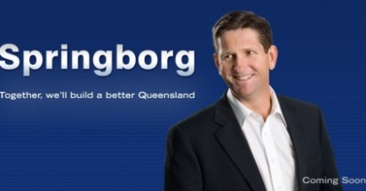Lawrence Springborg is Coming Soon