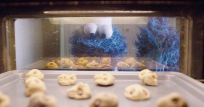 Apple Timer for Cookie Monster