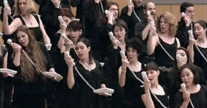 Cosmote Phone Choir